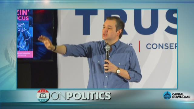 OnPolitics: GOP Power Rankings; Mike Huckabee's campaign song
