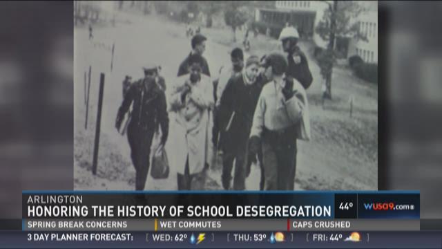The men who helped integrate Arlington County schools