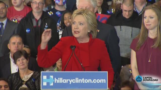 Reporters' Roundtable: Hillary Clinton vs. Bernie Sanders.