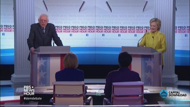 Roundtable: Clinton v. Sanders and how TV ads affect the presidential campaign.