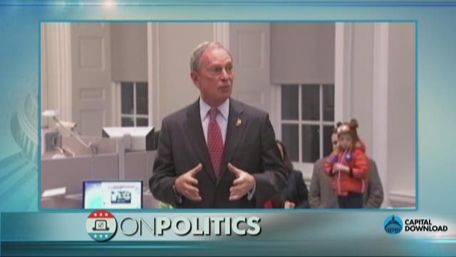 OnPolitics: George Bush's and Ted Cruz's campaign ads, and Michael Bloomberg possibly joining the race
