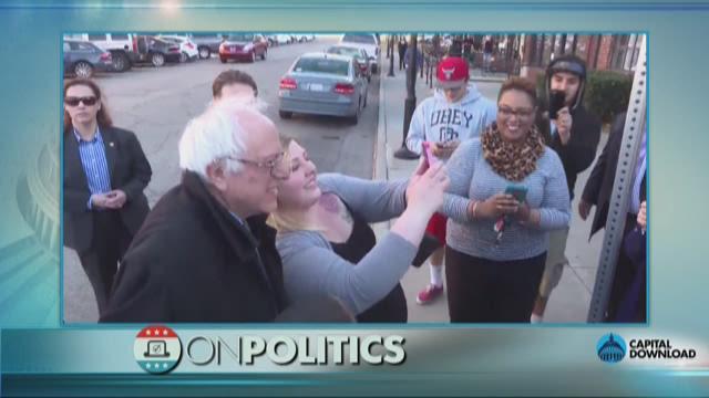 OnPolitics: PETA and Gitmo; Melania Trump; Bernie Sanders action figure