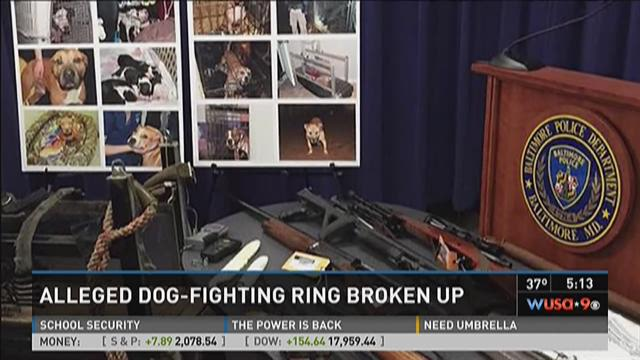 Numerous weapons seized after 22 people were indicted