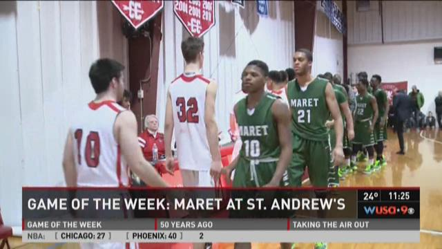 Game of the Week: Maret at St. Andrew's