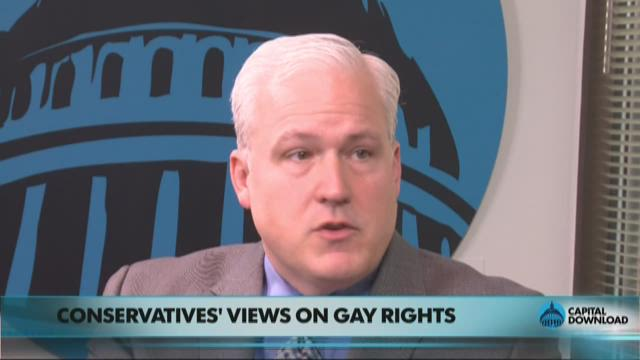 Conservatives welcome gays to CPAC