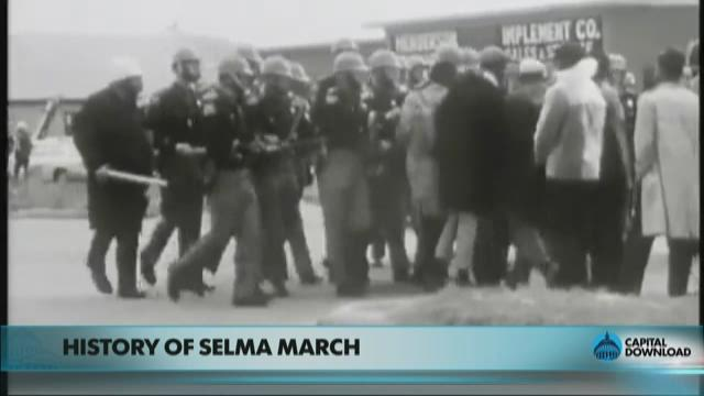 Police brutality, 50 years after Selma