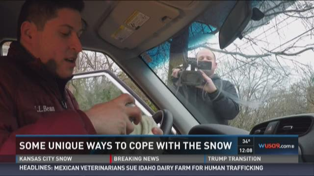 5 snow hacks for your car