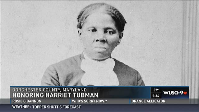 Black History Month:  Honoring Harriet Tubman