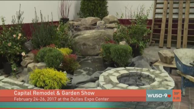 Fun Backyard Designs At The Capital Remodel Garden Show