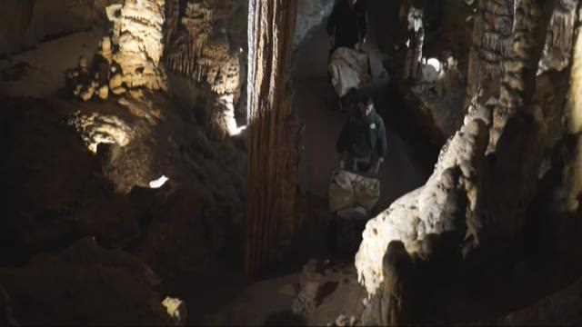 Luray Caverns' gold mine for the community