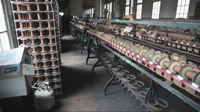 Open Road: The last silk mill