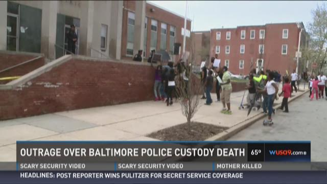 Baltimore mayor promises answers in Freddie Gray death