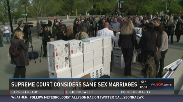 The U.S. Supreme Court on April 27, 2014