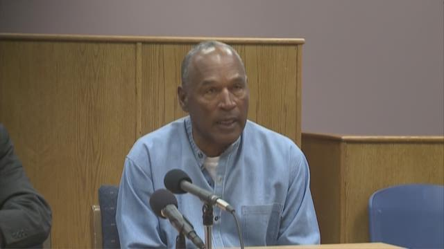 O.J. Simpson: 'I am sorry that things turned out the way they did.'