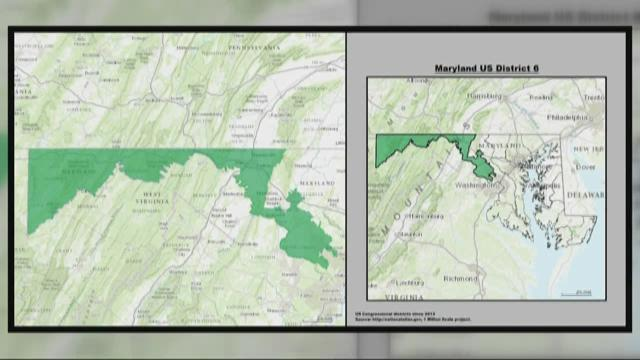 wusa9com Amid claims of gerrymandering judge rules Md voting