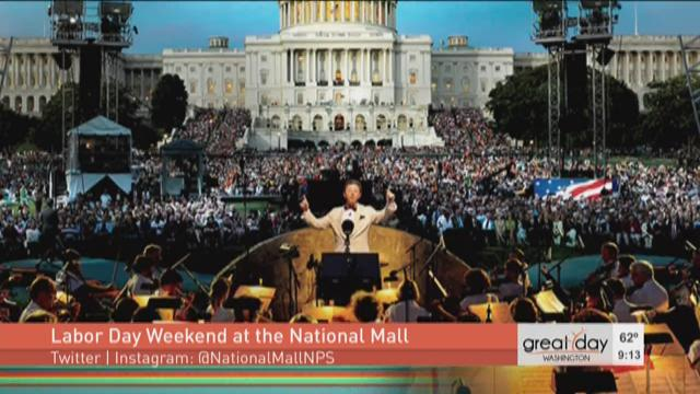 Free Labor Day events on the National Mall | WUSA9.com
