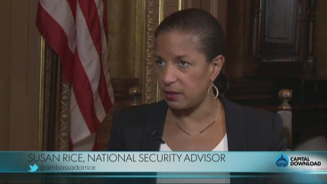 National Security Advisor Susan Rice on the war on terror