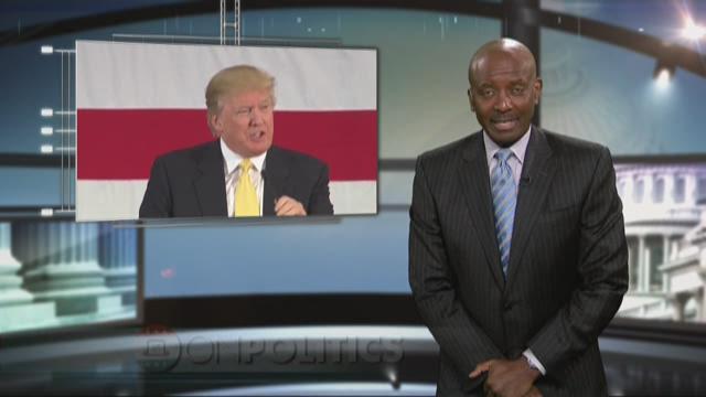 OnPolitics: Donald Trump for president; Scott Walker perks