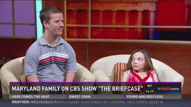 Md. family on CBS Show The Briefcase