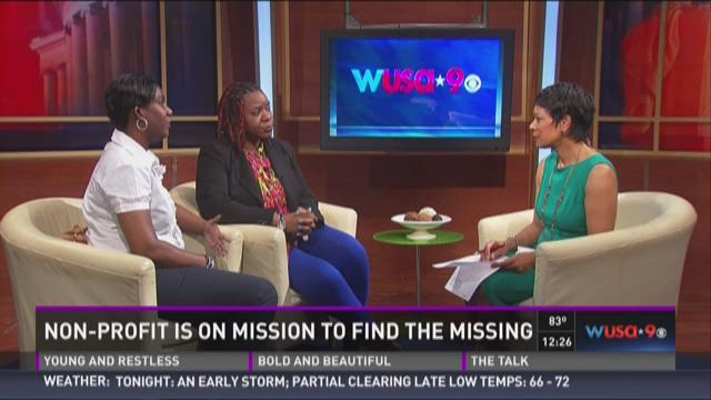 Non-profit is on mission to find the missing