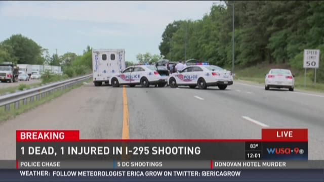 1 dead, 1 injured in I-295 shooting