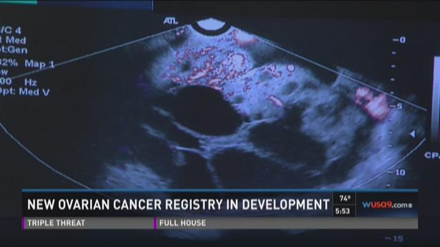 A new registry to help fight ovarian cancer