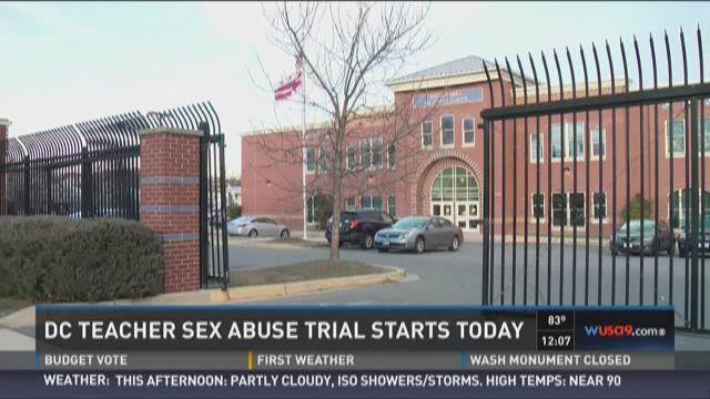 DC teacher sex abuse trial delayed