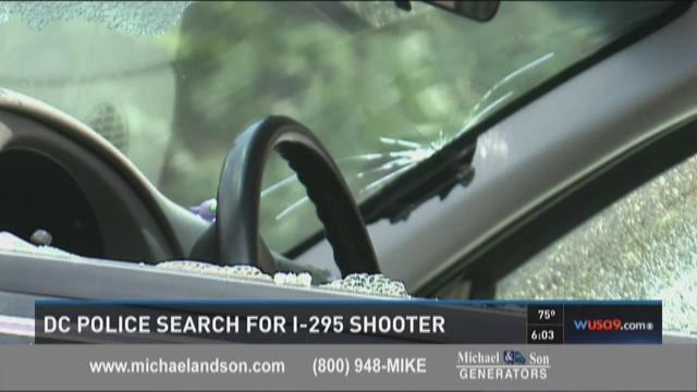 2 men were shot on I-295 Thursday morning.