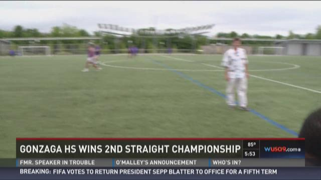 Gonzaga HS Wins 2nd Straight Rugby Championship