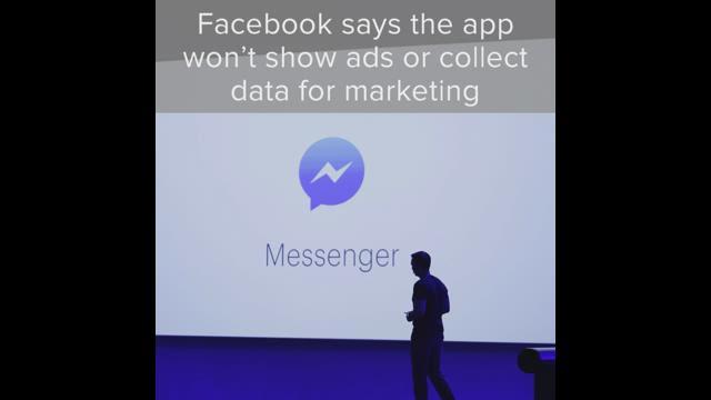 Facebook launch Messenger Kids