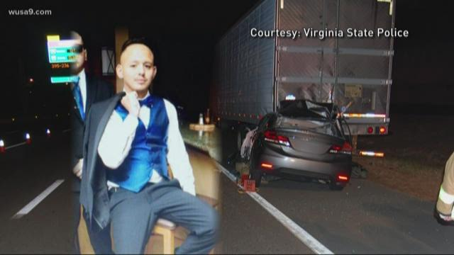 Va. family grieves after man killed in Thanksgiving underride crash