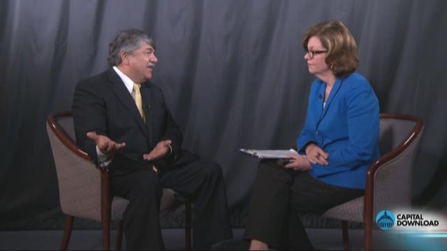 AFL-CIO president on the Transpacific Trade Deal