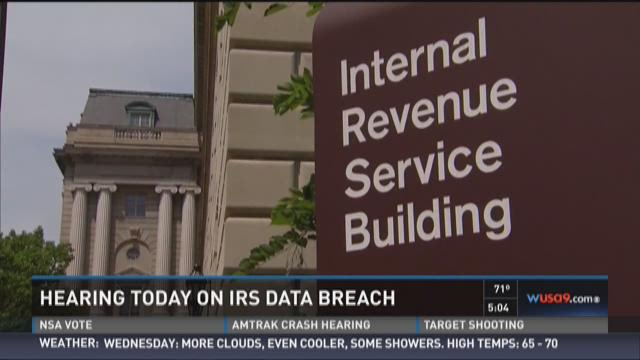 IRS officials in hot seat over massive data breach