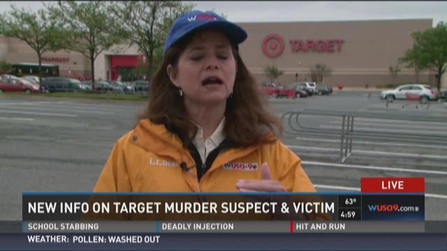 New info on Target murder suspect & victim