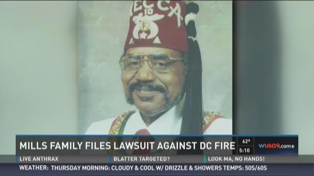 Mills family files lawsuit