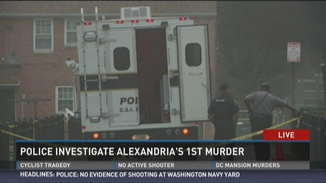 Police ask for help in Alexandria murder