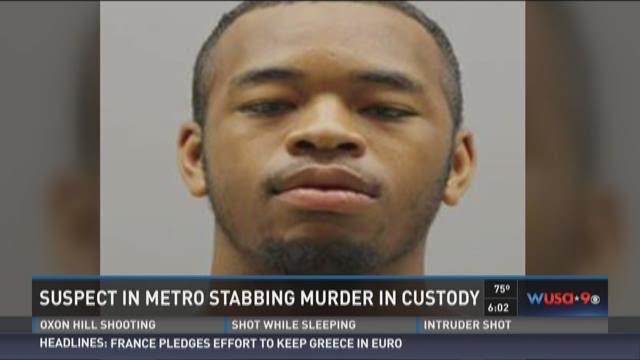 Jasper Spires to be arraigned for Metro murder