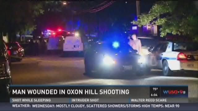 Man fighting for his life after shooting