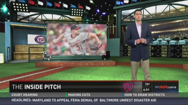 Inside Pitch: All-stars Harper, Scherzer