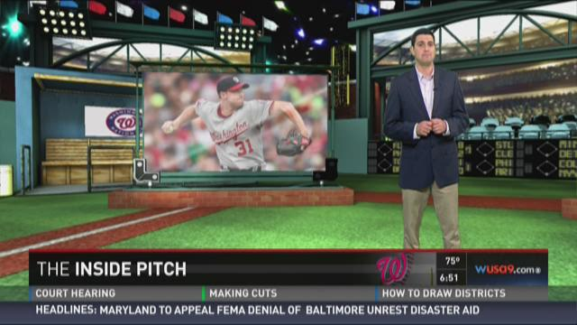 Inside Pitch: All-stars Harper, Scherzer