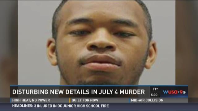Disturbing new details in July 4 murder