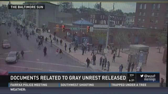Documents related to Gray unrest released