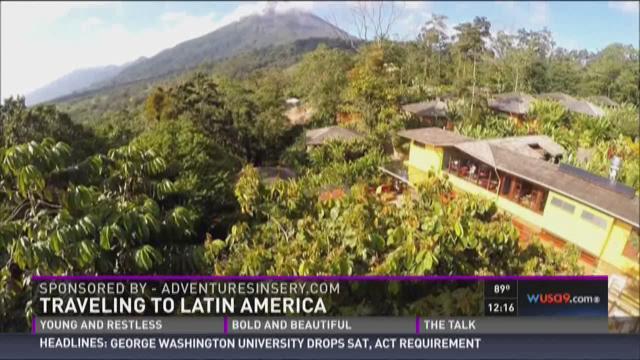 Traveling to Latin America