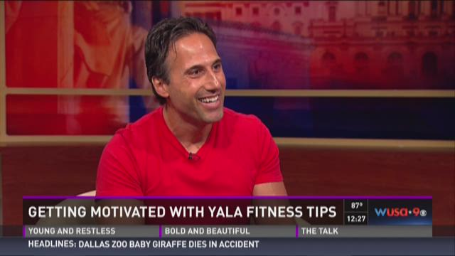 Getting motivated with YALA fitness tips