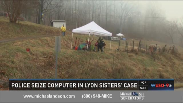 Police seize phone, computer in Lyon sisters investigation