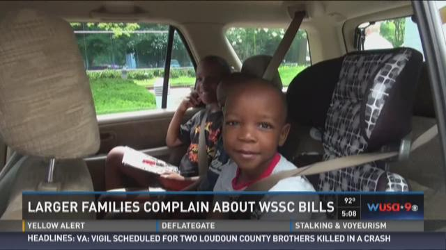 WSSC: Rate system does not discriminate