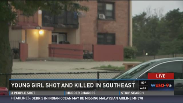 A 3-year-old girl was accidentally shot by a boy on