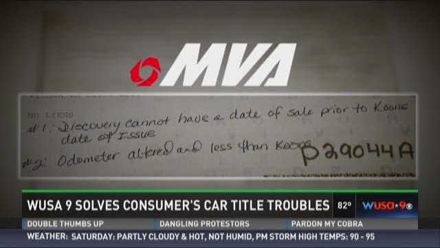Dealership sells customer car he cannot drive