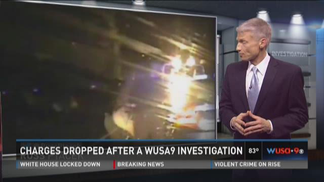 Charges dropped after a WUSA9 investigation
