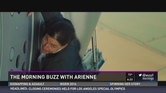 Buzz by Arienne: Brown family chaos, Cruise at the box office